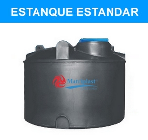 Mp estanques pl sticos para agua l quidos santiago - Plastico para estanques ...